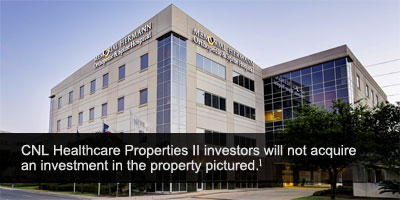 CNL Healthcare Properties II