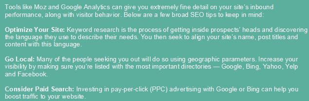 GET FRIENDLY WITH SEO