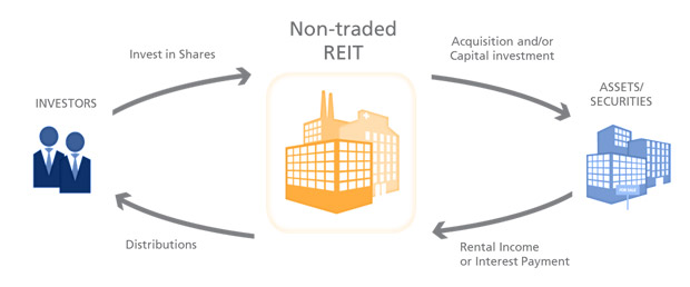 How Non-Traded REITs Work